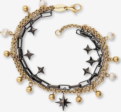 Engelsrufer Bracelet in Gold / Black, Item view