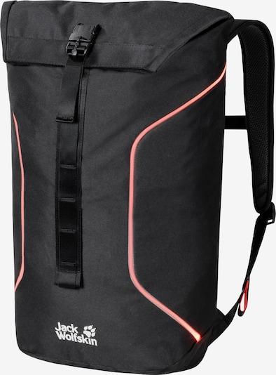 JACK WOLFSKIN Sportrucksack  'ALLSPARK' in rosa / schwarz, Produktansicht