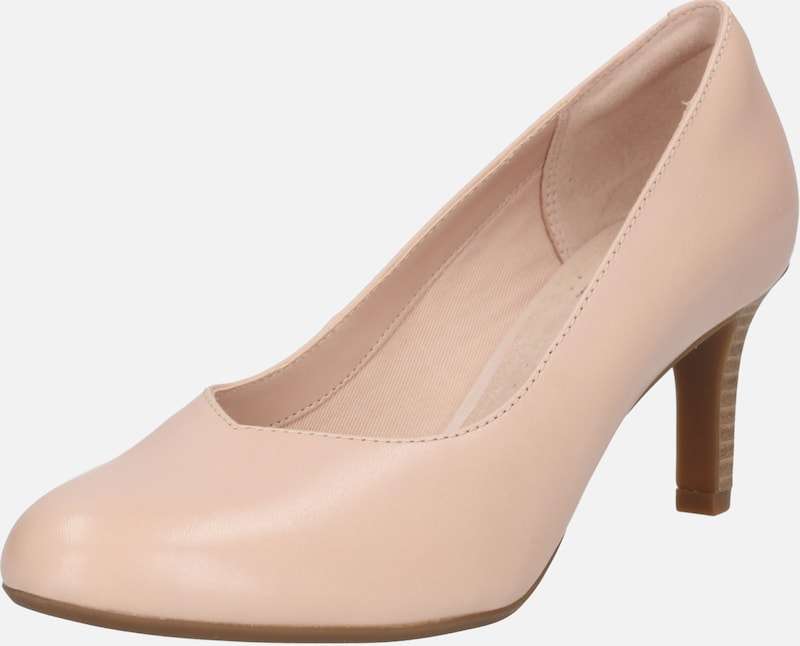 Nolin' Nude In Pumps Clarks 'dancer Oqw1TT4