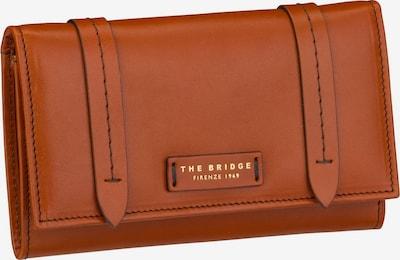 The Bridge Geldbörse 'Strozzi' in dunkelorange, Produktansicht