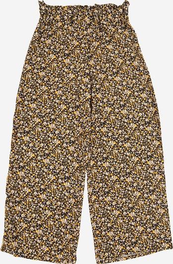 NAME IT Spodnie 'FANEZZA ' w kolorze żółty / czarny / białym, Podgląd produktu