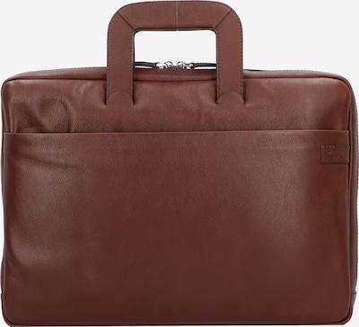 Picard Porte-documents 'Relaxed' en marron châtaigne, Vue avec produit
