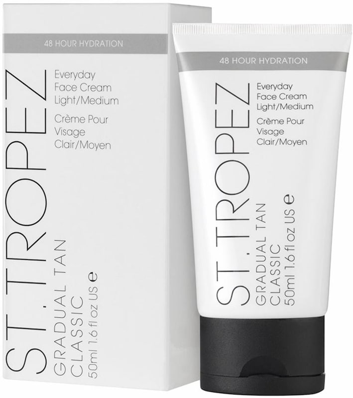 St.Tropez 'Gradual Tan Classic Face Cream Light/Medium', Selbstbräuner