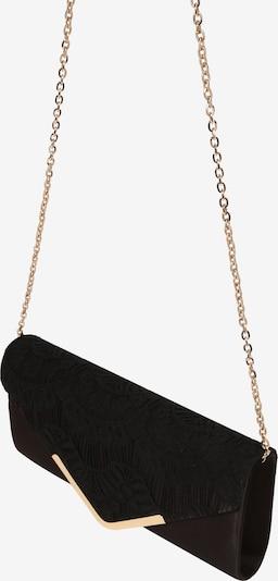 mascara Pochette 'Envelope Clutch' en noir: Vue de profil