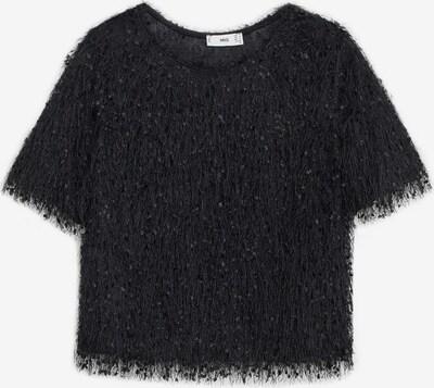 MANGO T-shirt in schwarz, Produktansicht
