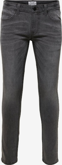 Only & Sons Jeans in grey denim, Produktansicht