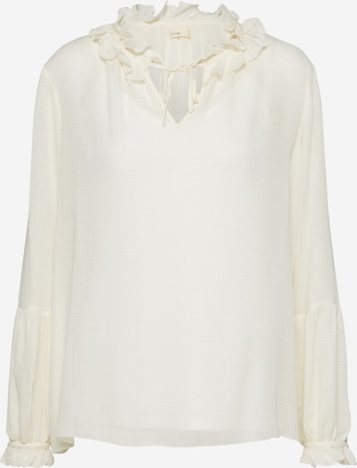 Levete Room Bluse in offwhite, Produktansicht