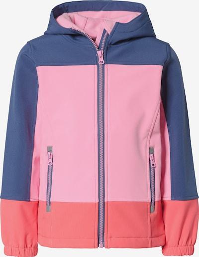 STACCATO Jacke in blau / rosa / pitaya, Produktansicht