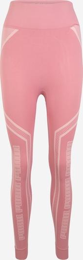 PUMA Tight 'Evostripe Evoknit ' in rosa / weiß, Produktansicht