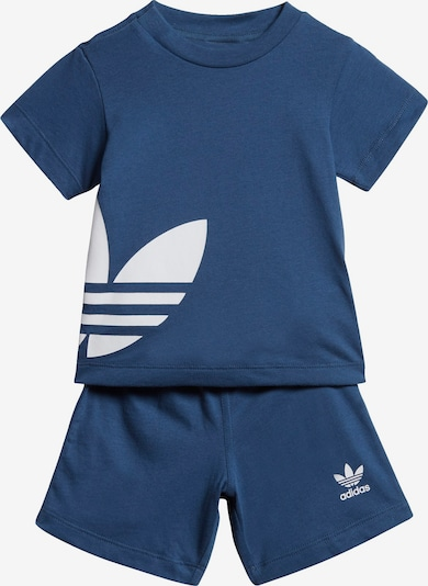 ADIDAS ORIGINALS Set in blau / weiß, Produktansicht