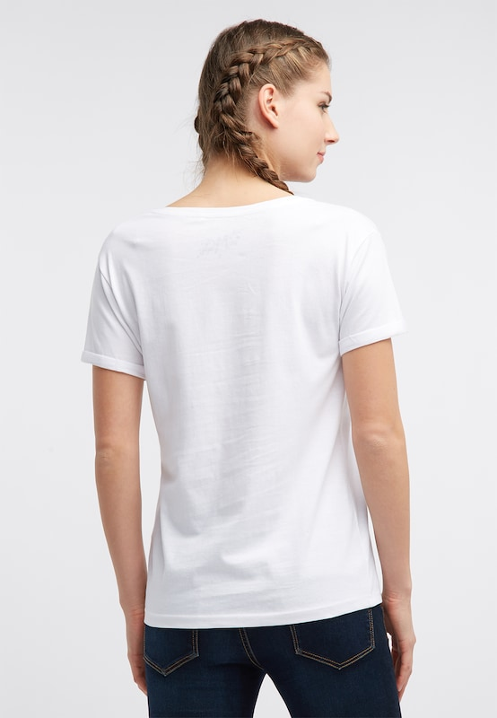 MYMO T-Shirt T-Shirt T-Shirt in schwarz   weiß  Neuer Aktionsrabatt 54aa68