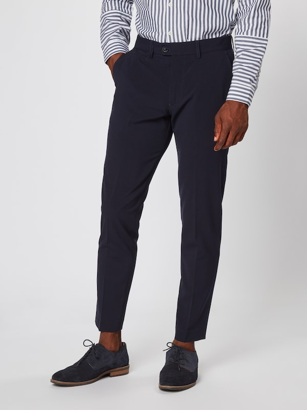 Lindbergh Hose 'Club pants' in navy, Modelansicht