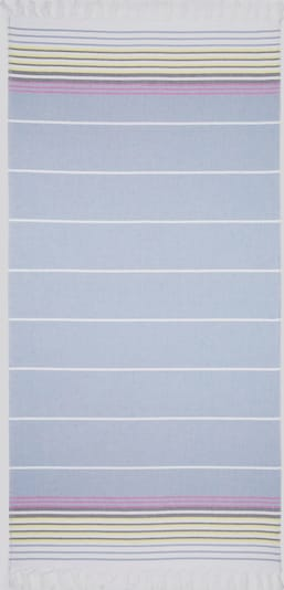 TOM TAILOR Handdoek in de kleur Blauw, Productweergave