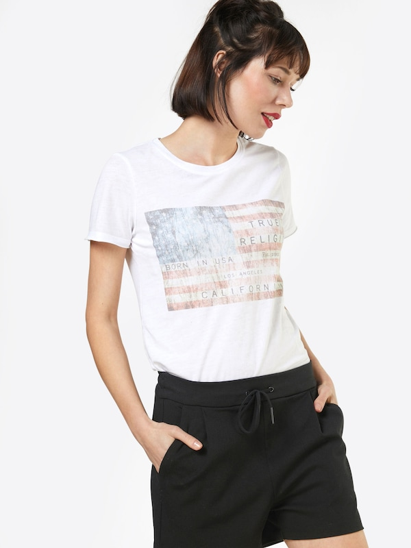 True Religion T-Shirt 'AMERICAN FLAG'