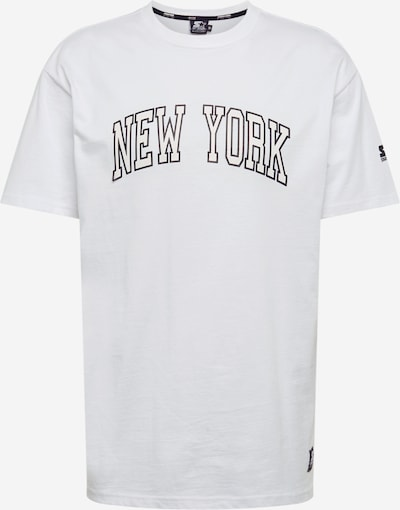 Starter Black Label Shirt 'New York' in weiß, Produktansicht