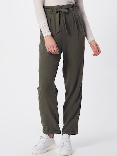 ABOUT YOU Hose 'Elis' in khaki, Modelansicht