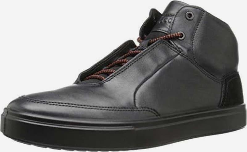 ECCO Sneakers hoog in Zwart Z674v5Pa