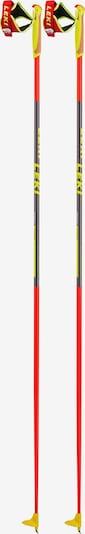 LEKI Langlaufstock 'PRC 700' in orangerot / schwarz, Produktansicht