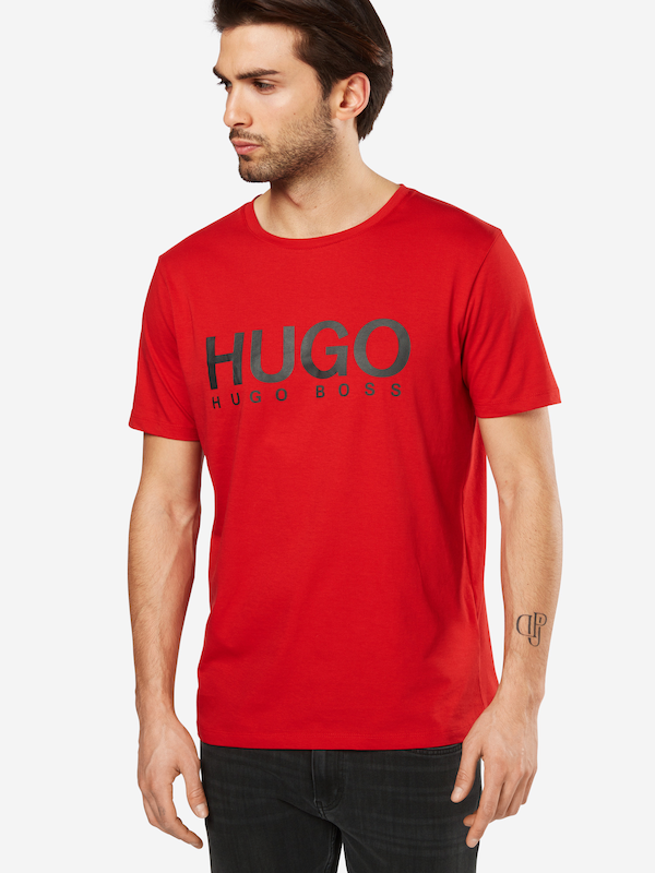 Hugo T-shirt Dolive 10182493 01