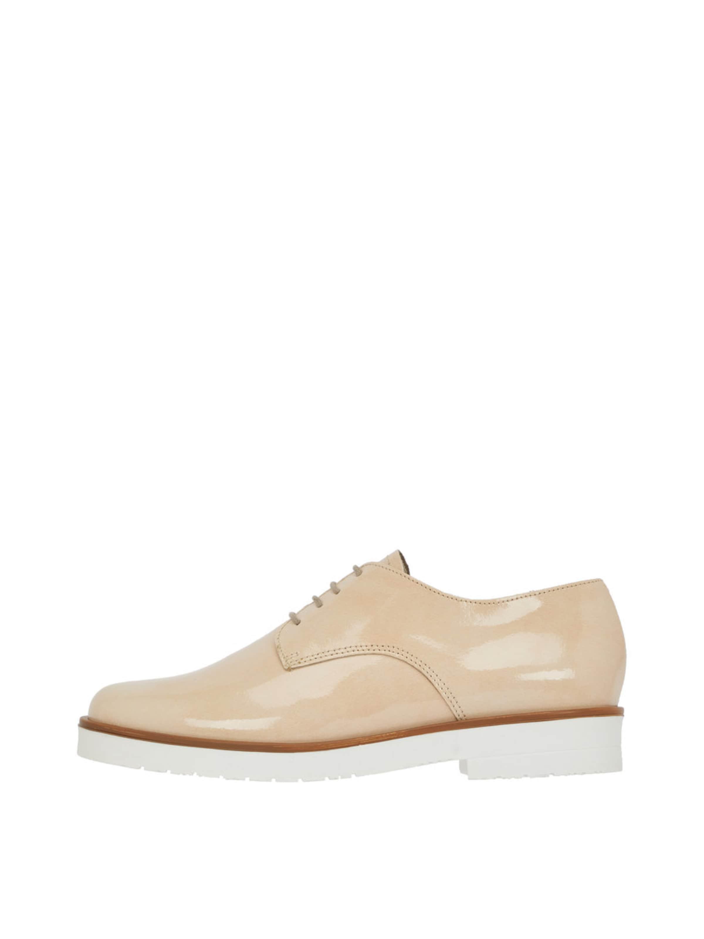 Bianco Schnür Leder Schuhe Günstige und langlebige Schuhe
