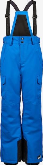 KILLTEC Skihose 'Maddock' in blau, Produktansicht