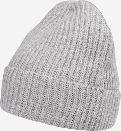 EDITED Beanie 'Evony' in mottled grey, Item view