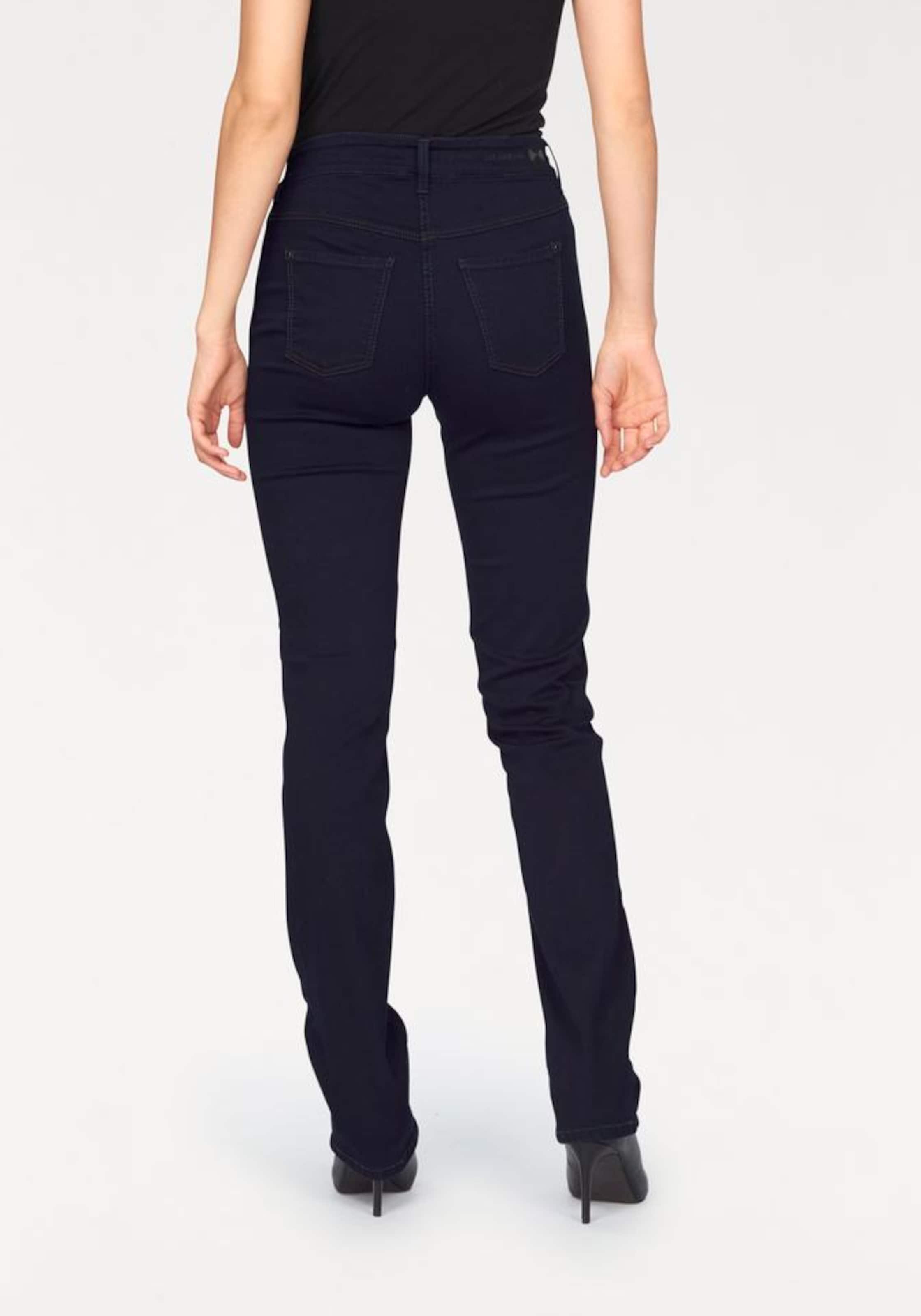 5 pocket jeans Mac Dunkelblau 'dream' In nO8v0wmN