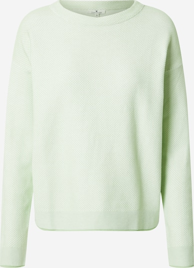 TOM TAILOR Pullover in mint, Produktansicht