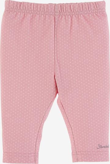 STERNTALER Leggings in rosa / weiß, Produktansicht