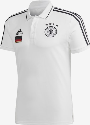 ADIDAS PERFORMANCE Jersey in White