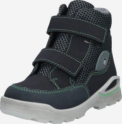 Auliniai batai su kulniuku 'Lasse' iš Pepino , spalva - tamsiai mėlyna / žalia, Prekių apžvalga