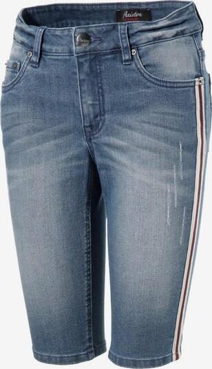 Aniston CASUAL Jeansbermudas in blau, Produktansicht