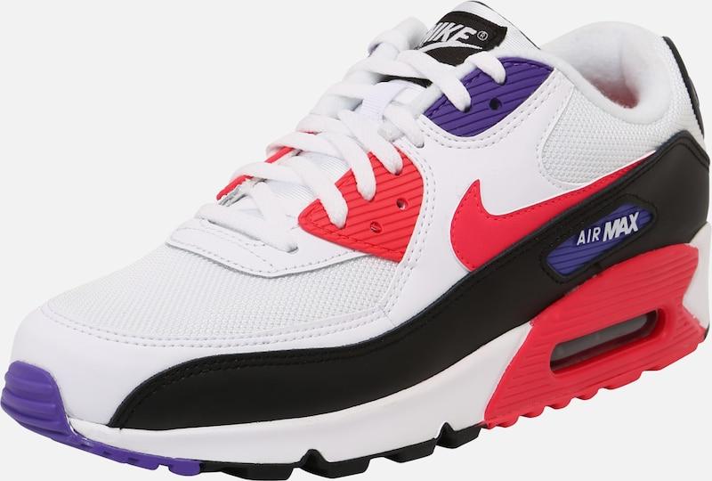Nike Air Max 90 Essential Futócipő Piros Férfi Cipő | Nike