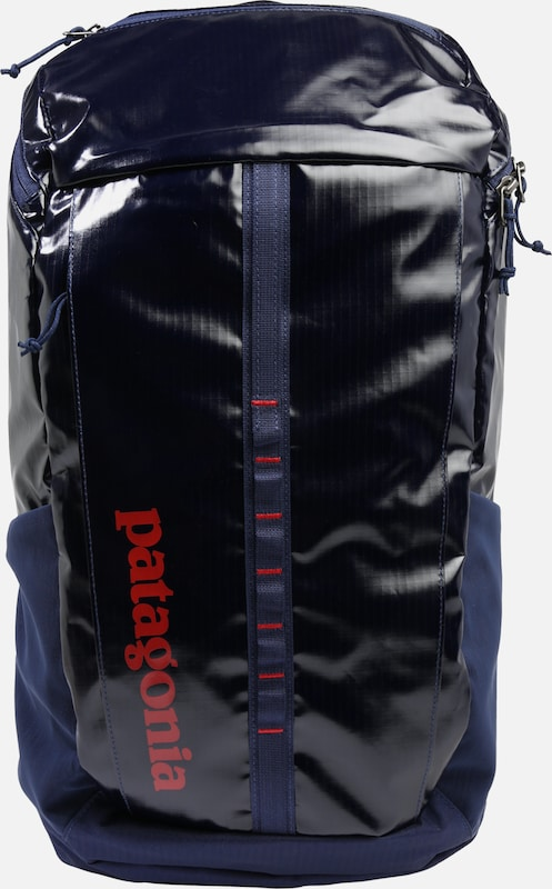 PATAGONIA Sportrucksack 'Black Hole Pack 25L' in navy: Frontalansicht