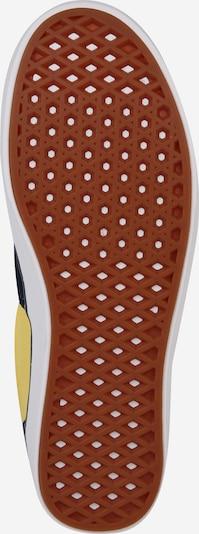 VANS Sneaker 'ComfyCush Era' in navy / gelb: Ansicht von unten