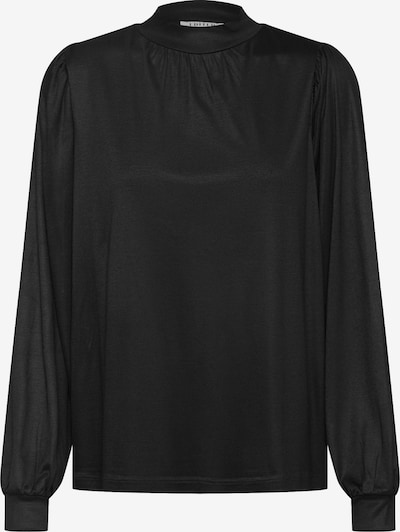 EDITED Bluse 'Kamuka' in schwarz: Frontalansicht