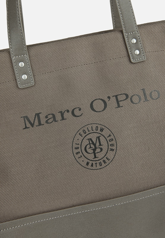 Marc O'Polo Shopper mit Materialmix