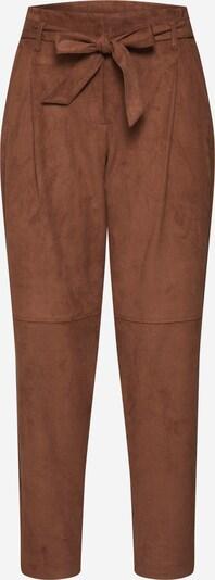 s.Oliver BLACK LABEL Pantalon à pince 'Rita' en cappuccino, Vue avec produit