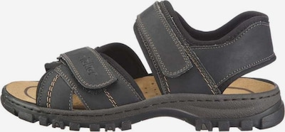 RIEKER Sandalen in grau, Produktansicht