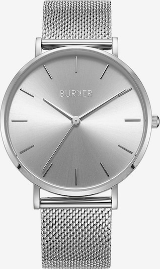 BURKER Watches Uhr 'Ruby Silver' in silber, Produktansicht