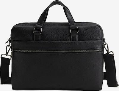 MANGO MAN Tasche  'Grain' in schwarz, Produktansicht