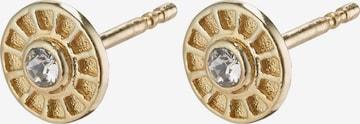 Pilgrim Σκουλαρίκια 'Fia' σε χρυσό