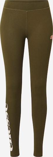 Leggings 'Solos 2' ELLESSE di colore cachi / oliva, Visualizzazione prodotti