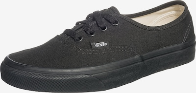 VANS Sneakers 'Authentic' in schwarz, Produktansicht