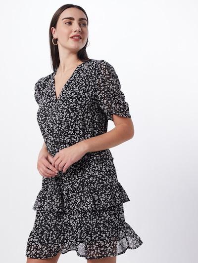 modström Kleid 'Charlie' in schwarz / weiß, Modelansicht