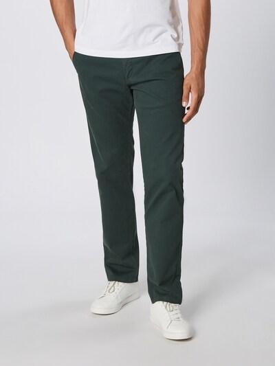 Pantaloni bugatti pe verde închis: Privire frontală