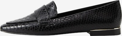 MANGO Slipper in schwarz, Produktansicht