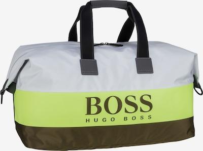 BOSS Tasche 'Pixel Holdall 429898' in mischfarben, Produktansicht