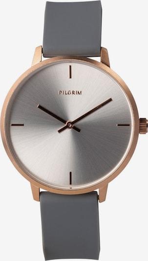 Pilgrim Analógové hodinky 'Inez' - zlatá / sivá, Produkt