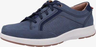 CLARKS Sportovní šněrovací boty - chladná modrá / tmavě modrá, Produkt